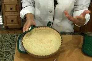 Perfectly Blind Baked Pastry