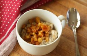 Honey Apple Oatmeal