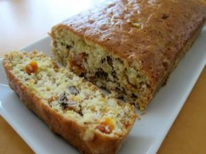 Pineapple-Date Loaf