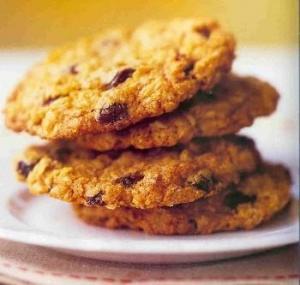 Haight Ashbury Granola Cookies