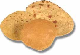 Classic Indian Roti