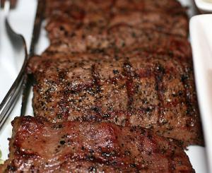 Barbecued Steak Special