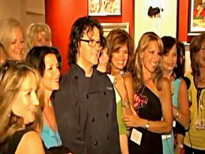 Kerry Simon - The Rock n Roll Chef Debuts Simon Prime at AC Hilton
