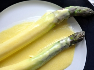 Orange Hollandaise Sauce