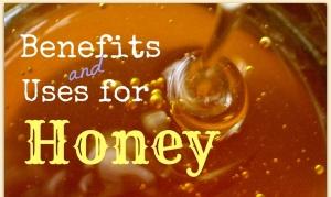 Strange uses of honey