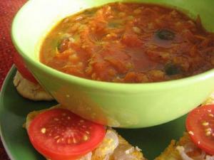 Creole Vegetable Soup