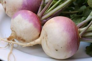 Buttery Grated Turnips
