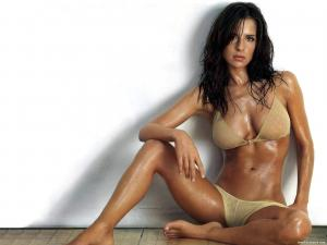 Kelly Monaco's Toned Body