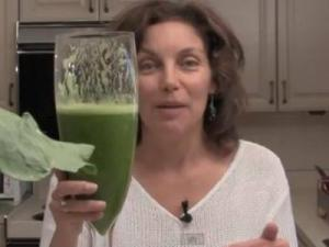 Kale Collard Green Smoothie