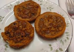 Old-Fashioned Simple Southern Pecan Tarts