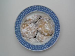 Nutmeg Butterballs