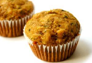Carrot or Zucchini Muffins