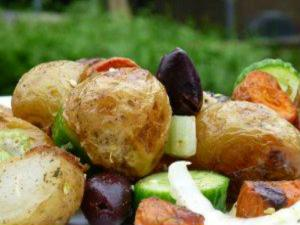 Easy Potato Salad Recipe - Healthy Version