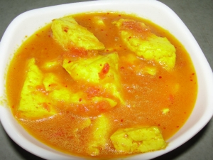 Paneer Butter Masala- A Rich Party Dish