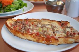 Turkish Pide Bread