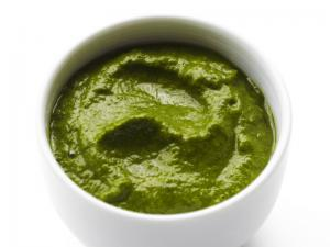 Banana Spinach Puree For Babies