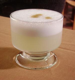 Fresh Lime Froth