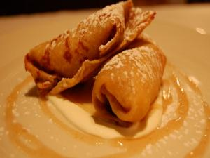 Apple and Cinnamon Crepes