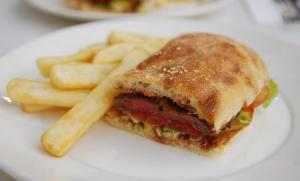 Pepito Mexican Steak Sandwich