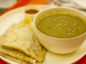 Split Second  Pea Soup