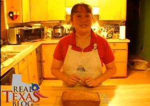 Texas Pecans Banana Bread