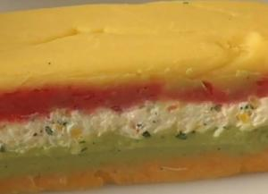 Yukon Gold Potato Terrine