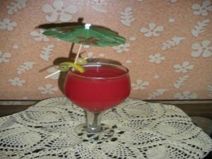 Watermelon Juice with Desi Tadka