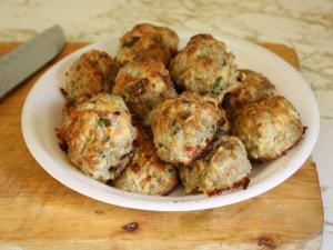 Forcemeat Balls Or Relishing Stuffing