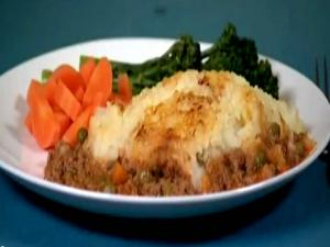 Ben's Classic Shepherd's Pie with a Tangy Twist