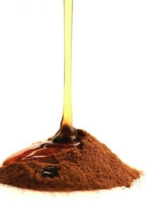 Honey and cinnamon when mixed together form the greatest elixir for weight reduction.