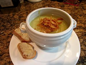Betty's Leek and Potato Soup