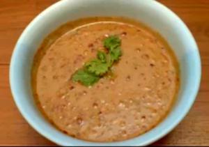 Easy Satay Sauce