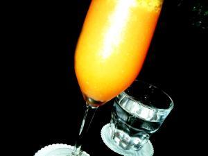 Mango Nectarine Cocktail