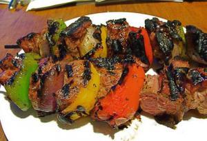 Mutton Liver Kabob