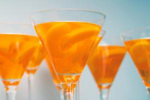Peach Yogurt Jello Shot