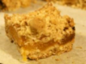 Apricot Squares: Cookie Jar