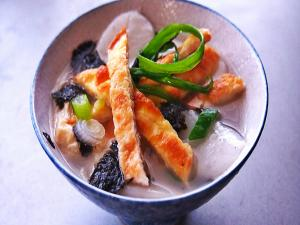 How to Make Korean Rice Cake Soup