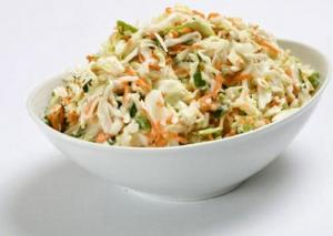 Overnight Cabbage Slaw