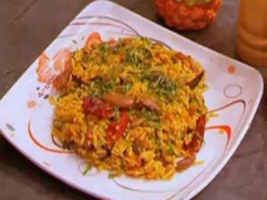 Tomato Beans Rice