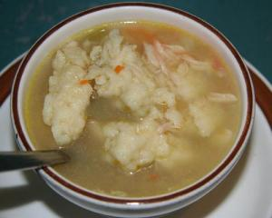 All Star Chicken Soup