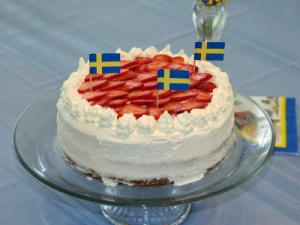 Swedish With Meringue