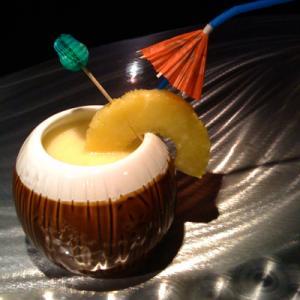 Pina Colada - Classic Coconut Cocktail