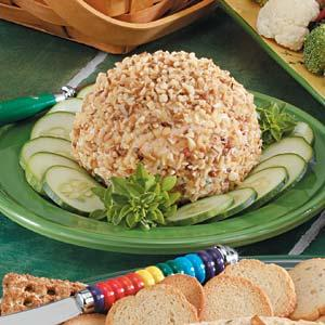 Mormon Shrimp Cheese Ball