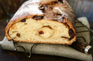 Stollen - Christmas Bread