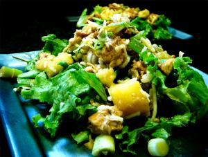 Sweet Sour Tuna Salad