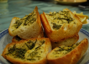 Low Cholesterol Herb Bread