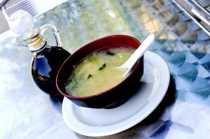 Almond And Celery Soup