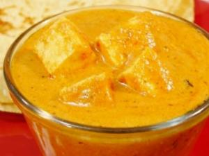 Paneer Makhani with Homemade Tomato Puree - Quick and Easy Version of Butter Paneer