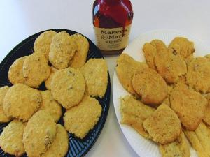 Bettys Derby Day Bourbon Pecan Cookies