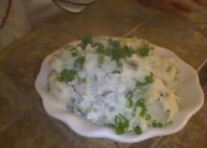 Potato - Country Mash